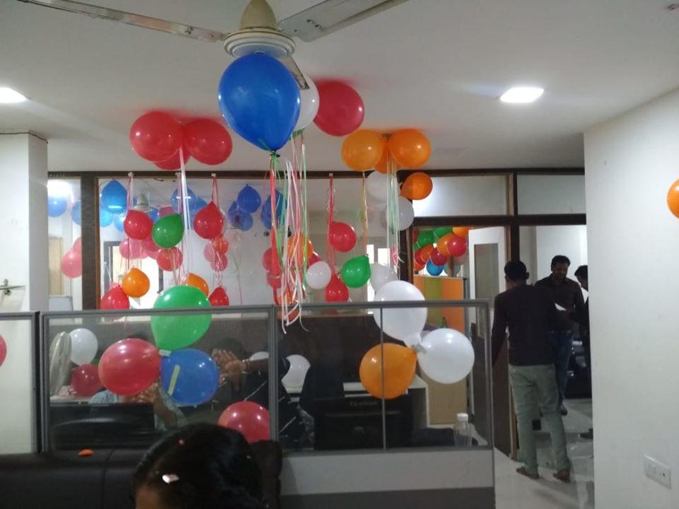 Lahari-Technologies India Office
